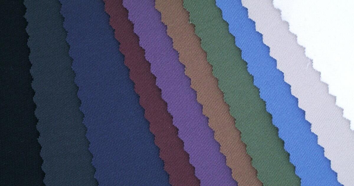 Tactel Polyester Lycra Terry Fabric for Pants EYSAN FABRICS