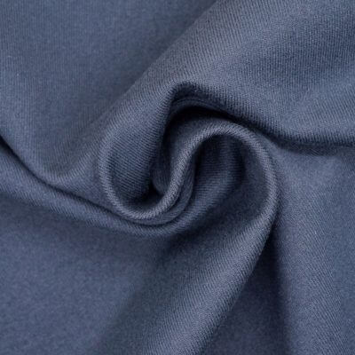 86 Polyester 14 Elastane Peach Skin Jersey Fabric