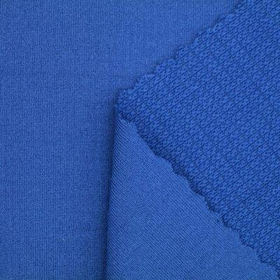 物理性單向導濕排汗 聚脂纖維 彈性纖維 針織布