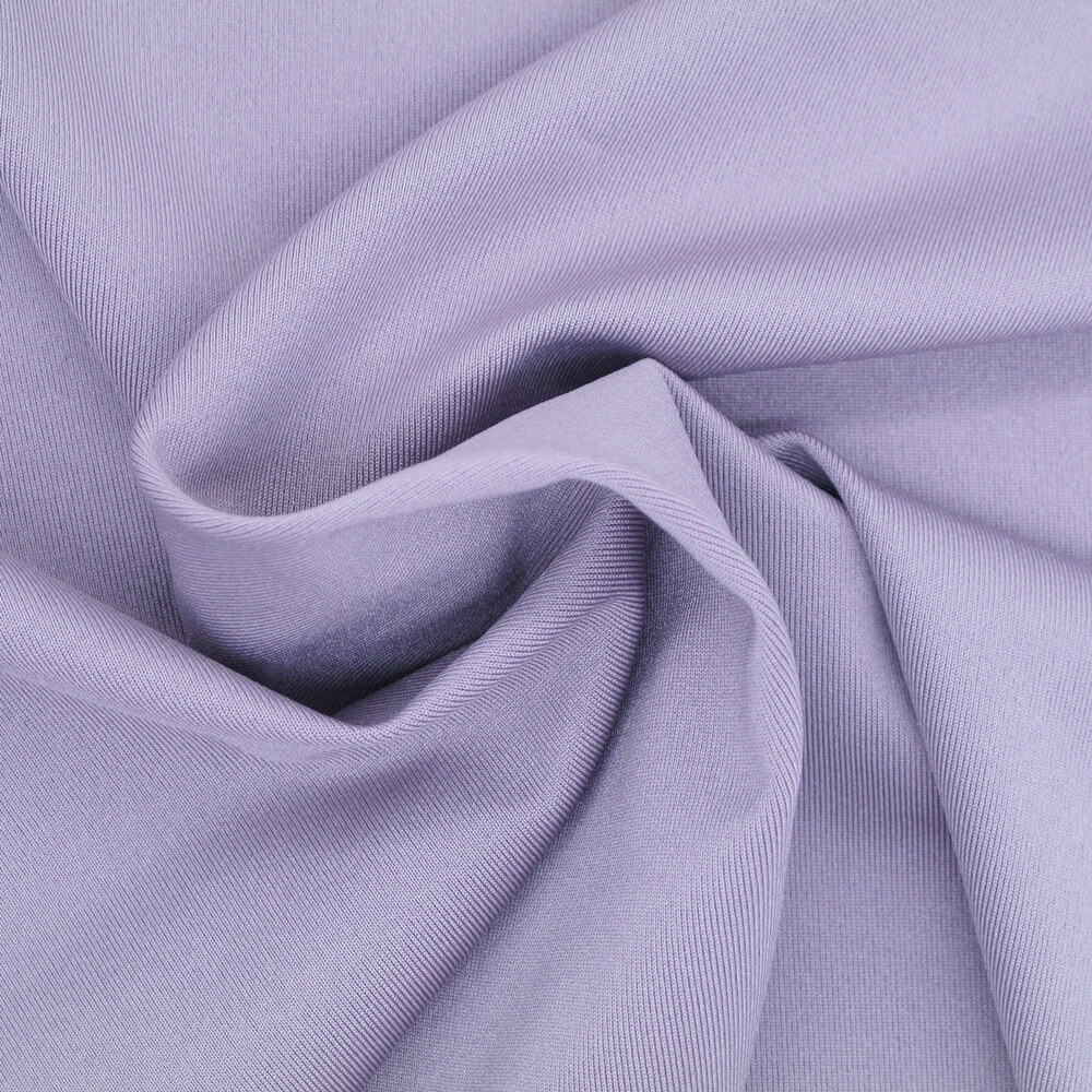 92%Biodegradable Polyester 8%Spandex Knit Fabric