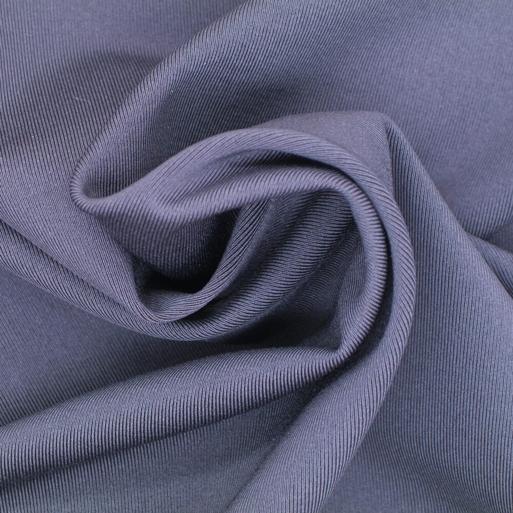 Biodegradable Polyester Spandex Knit Fabric