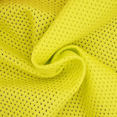 100% Polyester Wicking Dot Mesh Warp Knit Fabric