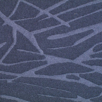 Heat Print Polyester Spandex Jersey Knitted Fabric
