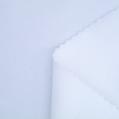Polyester Spandex Snagging Free Towelling Fabric