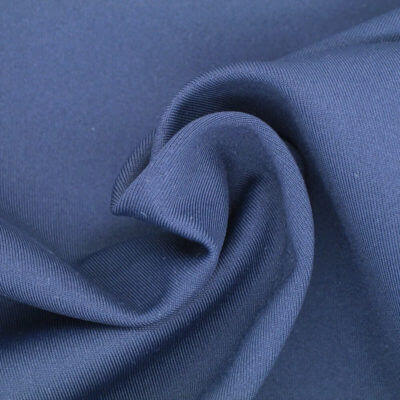 Full Dull Polyester Lycra Fabric Water Repellent Fabric