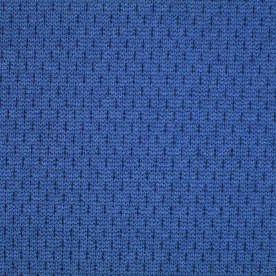 Mesh Textured 100 Polyester Double Knit Fabric