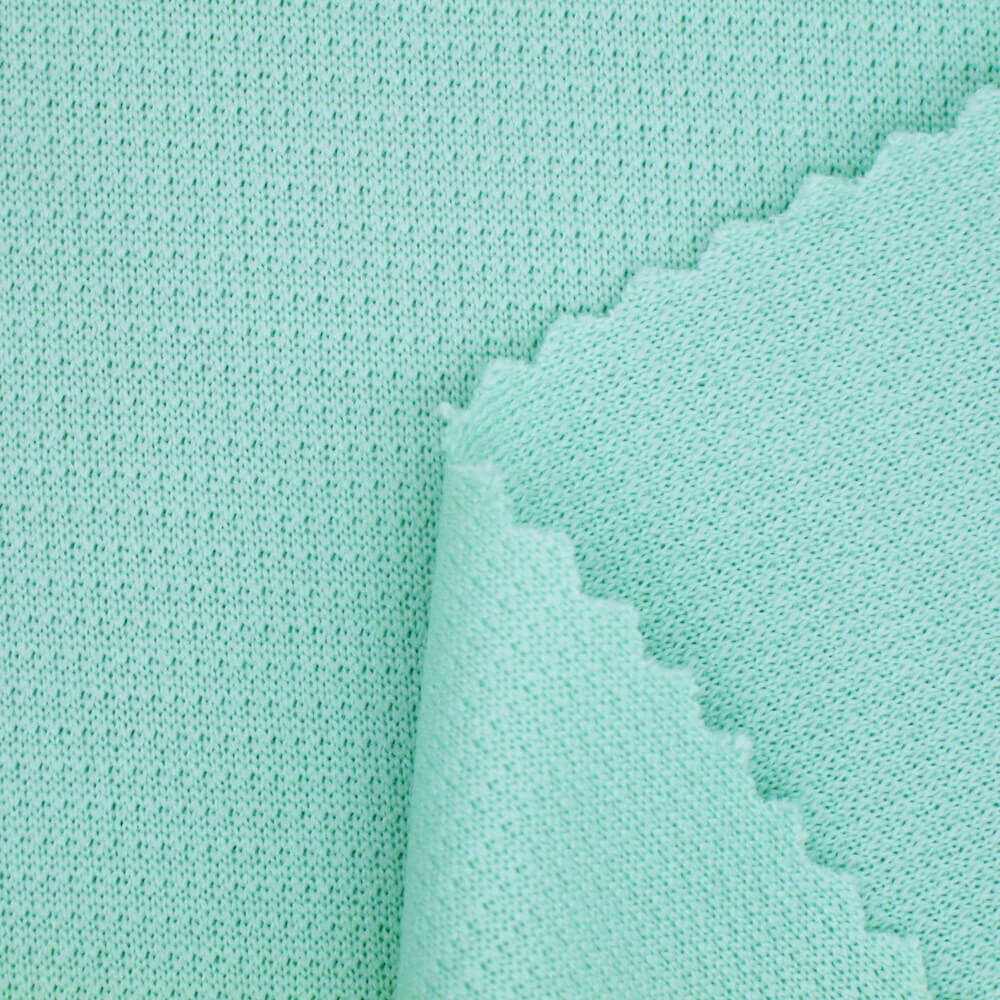 d2fe4b170558 Next Product. 21445 (2) Polyester Spandex Mechanical One Way Wicking EYSAN  FABRICS