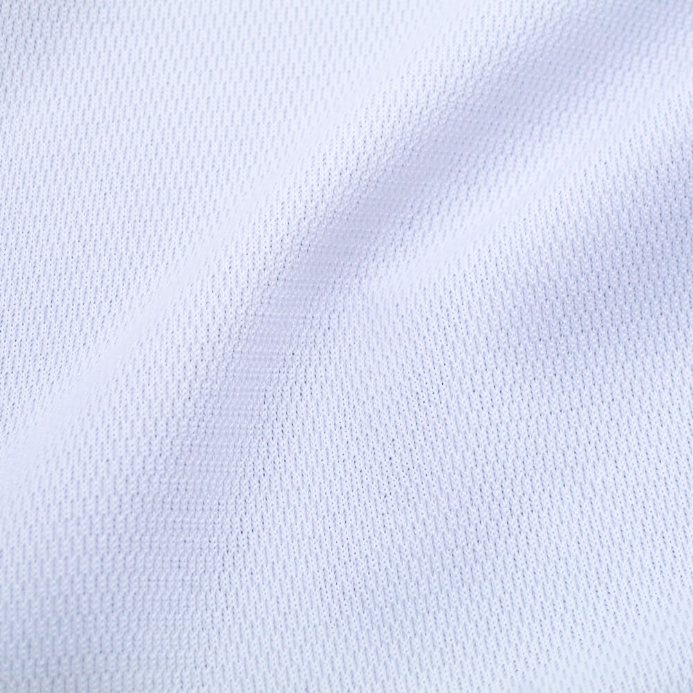 Wicking Microbial Polyester Birdseye Mesh Fabric