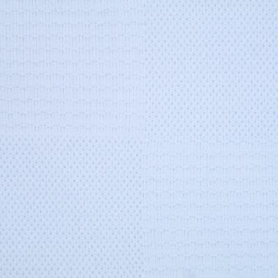吸濕排汗 聚脂纖維 彈性纖維 棋盤提花針織網布