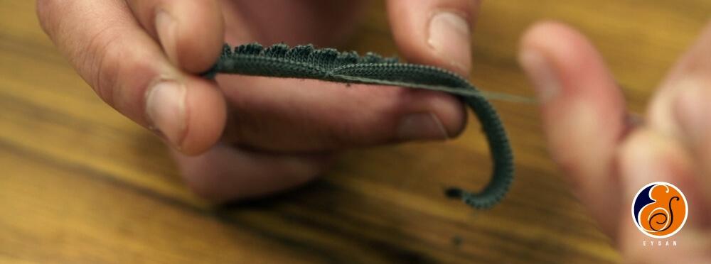 fabric fiber content burn test